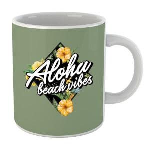 Aloha Beach Vibes Mug