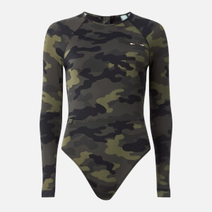 The Upside Women's Camo Claudina One Piece - Camo