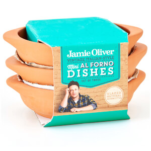 Jamie Oliver Mini Al Forno Dishes (Set of 3) - Natural