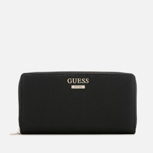 Guess Women's West Side Wallet - Black
