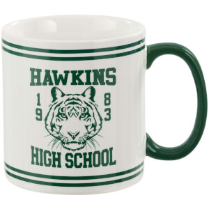 Stranger Things (Hawkins High School) Mug - Green
