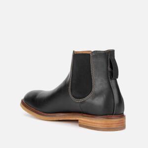 Clarks Men's Clarkdale Gobi Leather Chelsea Boots - Black: Image 2