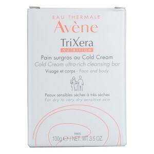 Avène TriXera Nutrition - Cold Cream Ultra Rich Cleansing Bar