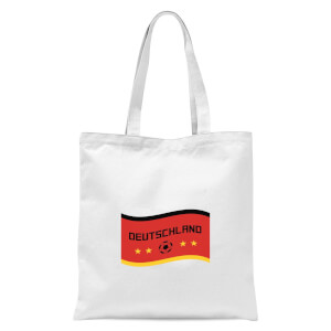 Deutschland Tote Bag - White
