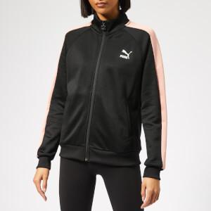 Puma Women's Classics T7 Track Jacket - Puma Black