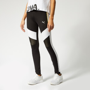 Puma Women's Chase Leggings - Puma Black