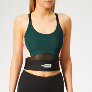 Puma Women's TZ Crop Top - Ponderosa Pine