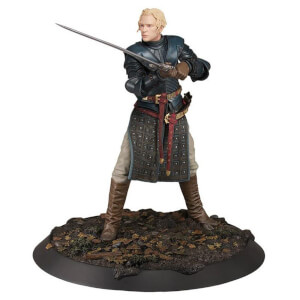 "Dark Horse Deluxe Game of Thrones: Brienne of Tarth 14"""" Statue - Limited Edition"