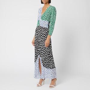 RIXO Women's Chelsea Dress - Multi
