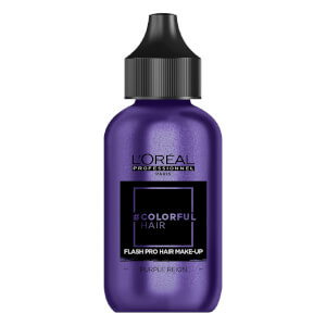 L'Oréal Professionnel Flash Pro Hair Make-Up - Purple Reign 60ml