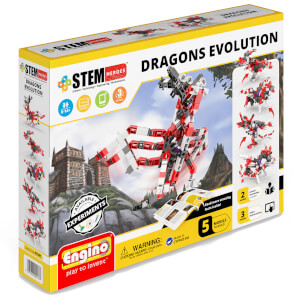 Engino Stem Heroes Dragons Evolution