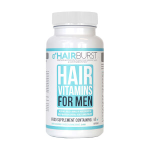 Hairburst Men's Vitamins -vitamiinikapselit 78g