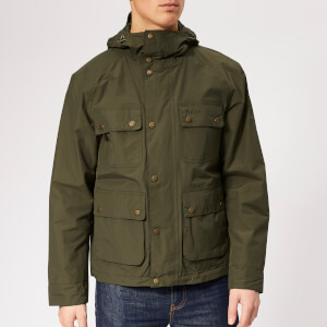 Barbour Men's Hallow Jacket - Olive