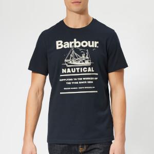 Barbour Men's Davan T-Shirt - Navy