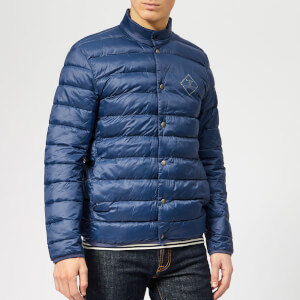 Barbour Beacon Men's Sergeant Quilt Jacket - Regal Blue