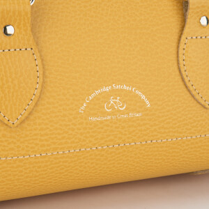 The Cambridge Satchel Company Women's Small Emily Tote Bag - Indian Yellow: Image 4