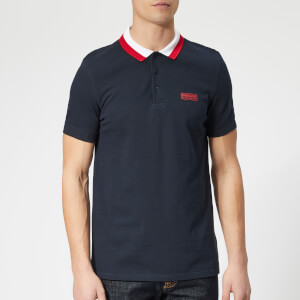 Barbour International Men's Ampere Polo Shirt - Navy