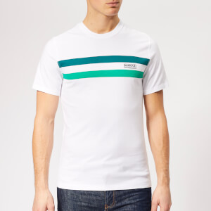 Barbour International Men's Circuit T-Shirt - White