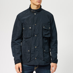 Barbour International Men's Weir Casual Jacket - Navy