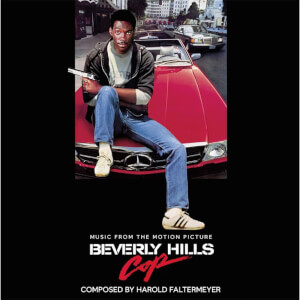 "Beverly Hills Cop Limited Edition ""Banana Swirl"" LP"