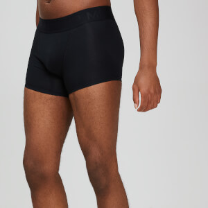 Essentials Training Boxers - Black (3 Pack)