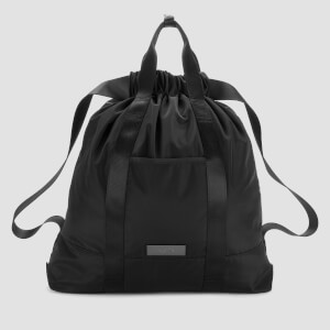 High Shine Tote Bag - Black