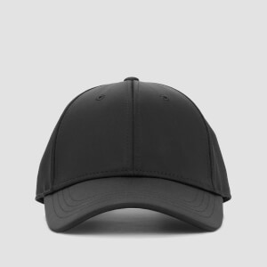 Women's Luxe Baseball Cap - Black