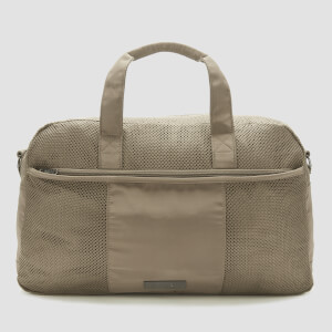 Myprotein Mesh Holdall - Taupe