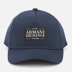 Armani Exchange Men's Baseball Cap - Navy