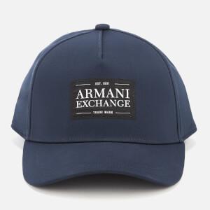 c374ef362b0 Armani Exchange Men s Baseball Cap - Navy