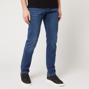 Armani Exchange Men's Slim Denim Jeans - Blue
