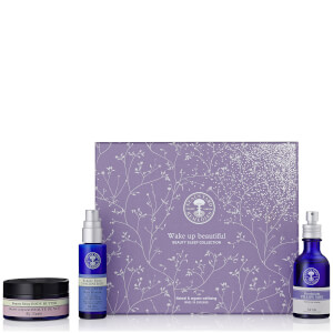 Conjunto de Brindes Wake Up Beautiful da Neal's Yard Remedies