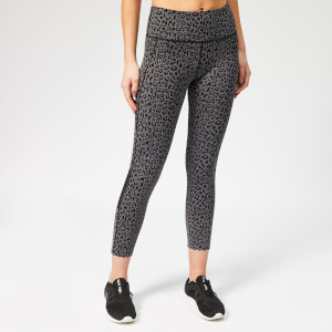 Varley Women's Caramona Tights - Midnight Cheetah