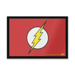 Zerbino DC Comics The Flash Logo