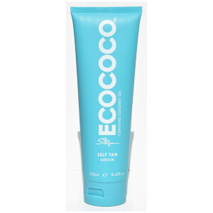 ECOCOCO Medium Self-Tanning Lotion 250ml