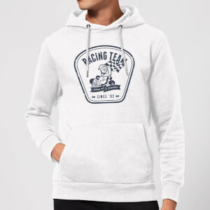 Nintendo Mario Kart Racing Team Hoodie - White