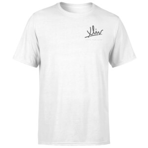 How Ridiculous XLIV Script Pocket Men's T-Shirt - White