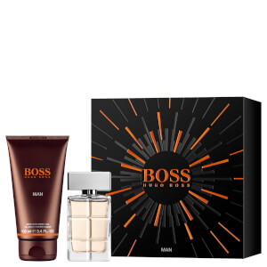 Hugo Boss Orange Man Gift Set (Eau de Toilette 40ml + SG 100ml)