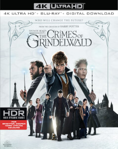 Fantastic Beasts: The Crimes of Grindelwald - 4K Ultra HD