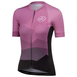 54 Degree Women's Strato Jersey - Foxglove Pink
