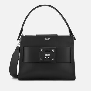 SALAR Women's Ludo Basic Bag - Black
