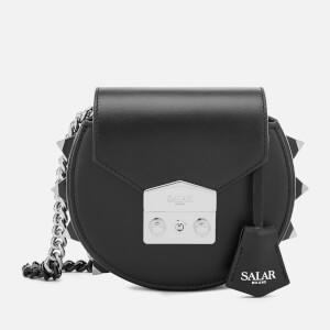 SALAR Women's Carol Chain Bag - Black