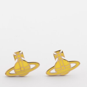Vivienne Westwood Women's Kate Earrings - Yellow/Gold