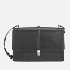 Vivienne Westwood Women's Sofia Large Cross Body Bag with Flap - Black