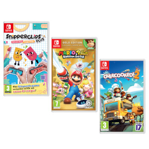 Nintendo Switch Co-Op Game Pack