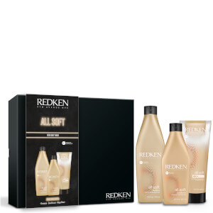 Redken All Soft Trio (Worth $97.85)