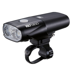 Cateye Volt 1300 USB Rechargeable LED Front Light