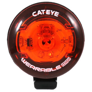 Cateye Wearable Mini Rear LED Bike Light