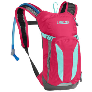 Camelbak 2017 1.5L Mini MULE Kids Hydration Pack - Azalea