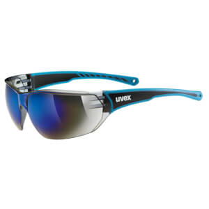 Uvex 2016 Sportstyle 204 Glasses - Blue